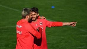 Eintracht Frankfurt-Fortuna Düsseldorf: Mais uma jornada da Bundesliga