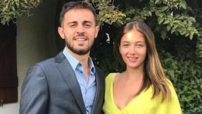 'Correio da Manhã' avança fim de namoro de Bernardo Silva com modelo