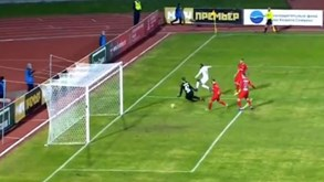 Manuel Fernandes deu show na vitória do Lokomotiv e marcou golaço