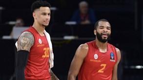 Estrela Vermelha-Galatasaray: FIBA Europe Cup ao rubro