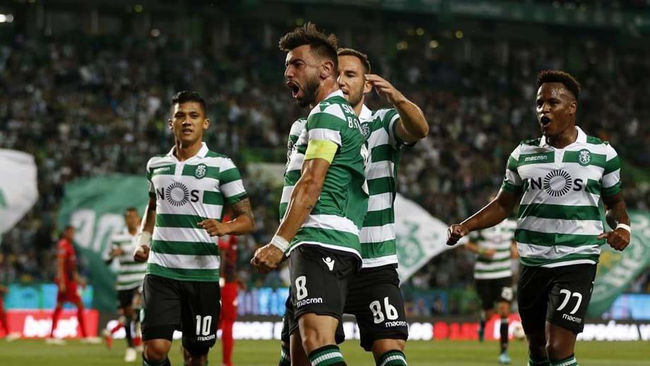 ec0f5608d7 Plantel do Sporting aceitou castigo a Nani mas achou-o exagerado ...