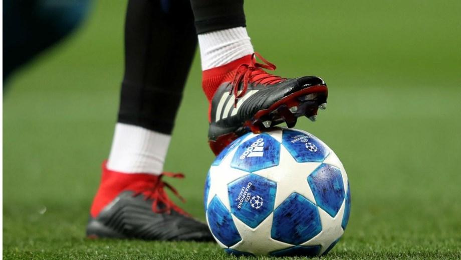 Partida da Liga dos Campeões começou cinco minutos depois do previsto 95e4254338dd3