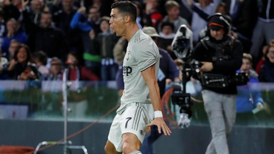 17a2645e1fdce Marca de lingerie sai em defesa de Cristiano Ronaldo - Itália ...