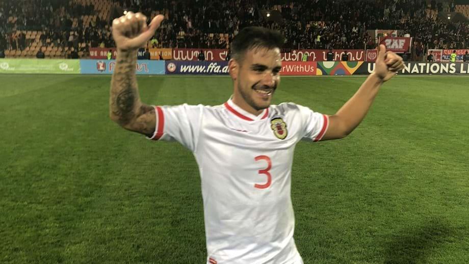 Liga D  Gibraltar alcança vitória histórica na Arménia - Liga das ... c30773cf2ac25