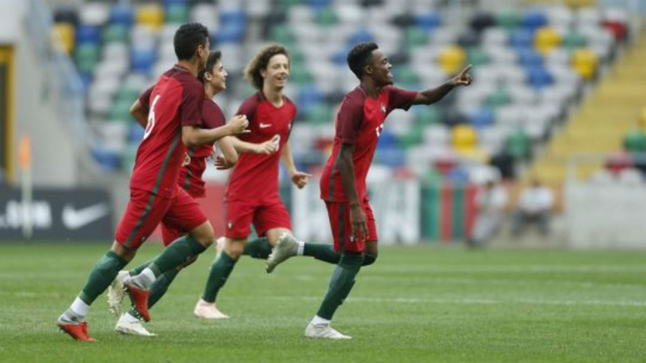 Portugal apura-se para a Ronda de Elite do Euro 2019 - Sub17 ... 12eb007bee92f