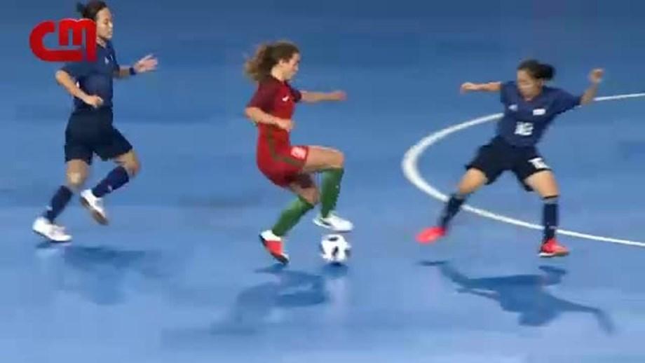 414358fba1 Governo orgulhoso da seleção feminina de futsal de sub-19 - Futsal - Jornal  Record