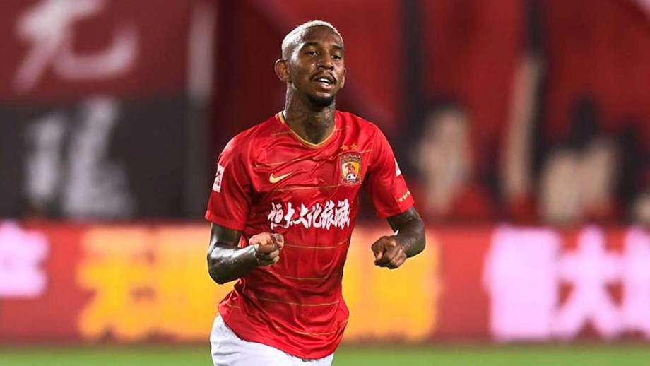 Image result for Talisca - Guangzhou Evergrande