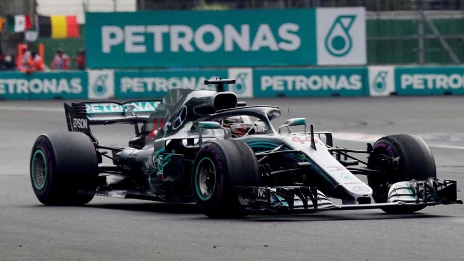 c4d756be3 Lewis Hamilton sagra-se campeão mundial de Fórmula 1 pela quinta vez ...