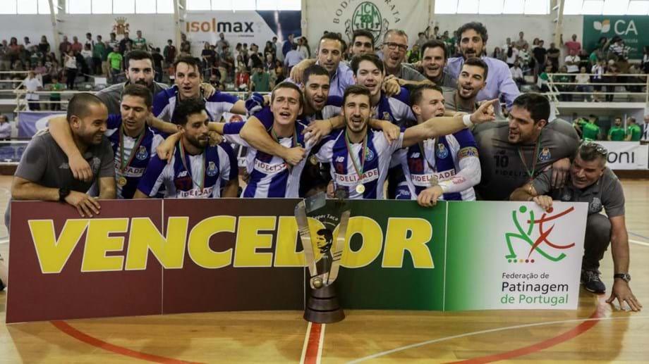 FC Porto vence Sporting e conquista Supertaça - Hóquei em Patins ... 9d7dc3d97727f