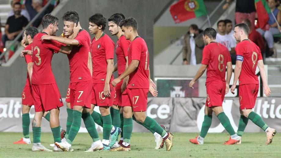 Sub-21  Portugal joga com a Polónia o playoff do Euro 2019 - Sub21 ... 8d49beb26fdea