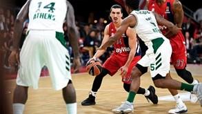 KK Buducnost-Panathinaikos: Montenegrinos desesperados por vitórias