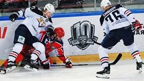 Spartak Moscovo-Metallurg Magnitogorsk: