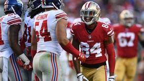 San Francisco 49ers-New York Giants: Desesperados por vitórias