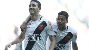 Vasco da Gama-Atlético Paranaense: As emoções do Brasileirão