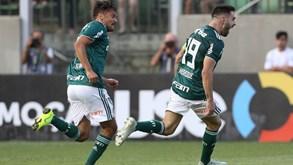 Palmeiras-Fluminense: Campeonato a chegar ao fim