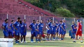 EC Bahia-Fluminense: Duelo da antepenúltima ronda
