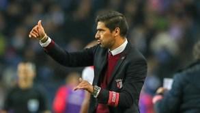 Abel Ferreira: «Quando pedi o Paulinho ao presidente ele quase me batia»
