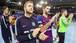 Vive T. Kielce-Barcelona: Catalães jogam na Polónia