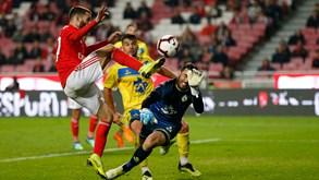 A crónica do Benfica-Arouca, 2-1: Houve Taça com o golo de Rafa