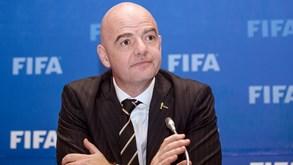 CONMEBOL apoia reeleição de Gianni Infantino na FIFA