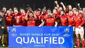 Canadá conquista última vaga para o Mundial de 2019