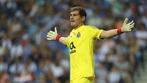 Toshack e a estreia de Casillas: «As balizas enormes e ele muito pequeno»