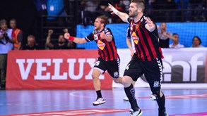 Vardar-Skopje-Vive T. Kielce: Joga-se a Liga dos Campeões
