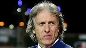 Jorge Jesus ainda espreita regresso ao Benfica