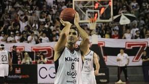 Juan Pablo Cantero no Benfica sabe ao que vem