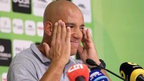 Pepa analisa sorteio da Taça de Portugal: «É uma coincidência caricata»