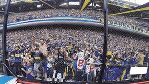 Libertadores: Mais de 150 mil pedidos de bilhetes... que ainda não estão à venda