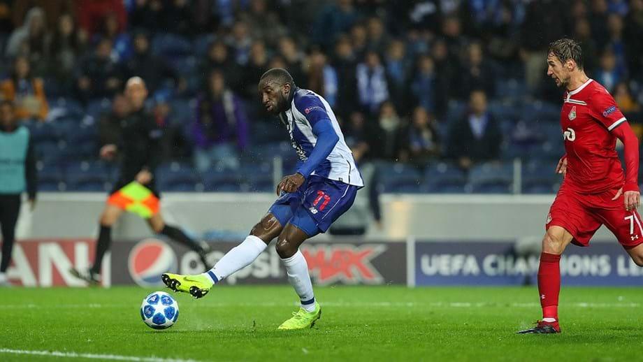 FC Porto prossegue passeio na Champions e está a um ponto do objetivo 7187c1655107f