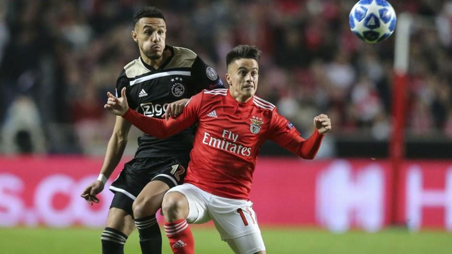 b7855228f9 Cervi  «Há dias em que a bola não quer entrar...» - Benfica - Jornal ...