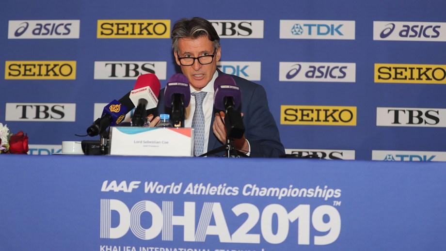 35562a9e507 Qualificação para os Mundiais de Doha 2019 alterada - Atletismo ...