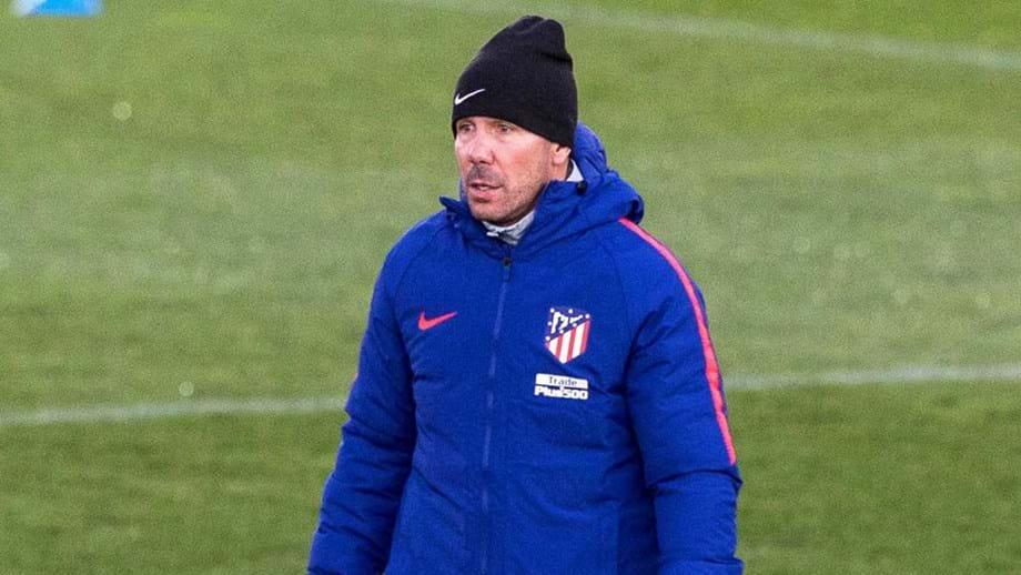 c44d011cd5 Simeone  «Barcelona tem sido a melhor equipa do Mundo» - Atlético ...