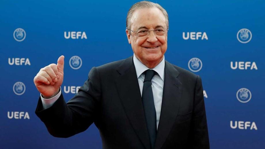 7152f711985 Foto  Reuters 1 3. 1   3 Real Madrid assina contrato estratosférico com  Adidas ...