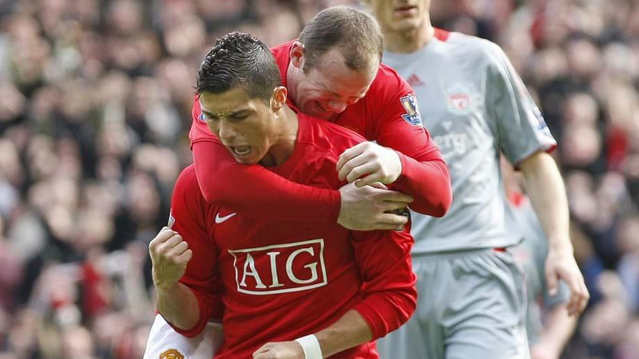 Ronaldo sobre Rooney  «Quem sabe um dia não voltamos a jogar juntos ... a270b53270197