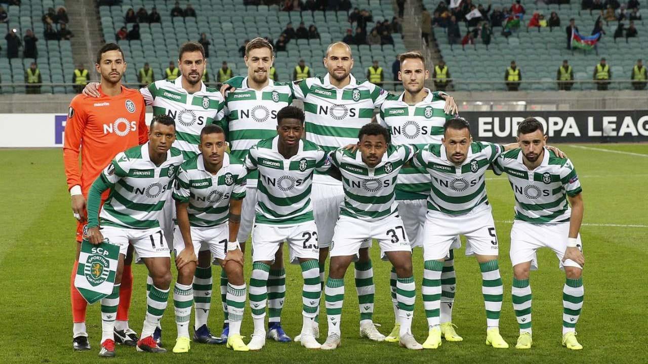 ... Sporting já sabe desde a 5.ª jornada da Liga Europa que terminará o seu 2f332941f8d64