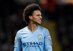 Leroy Sané (Man. City/22 anos)