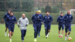 Fenerbahçe-Kasimpasa: As emoções da liga turca