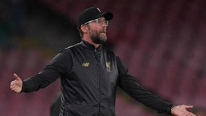 Liverpool-Nápoles: Há muito em jogo