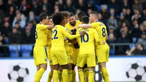 Chelsea-Southampton: Blues querem mandar em casa