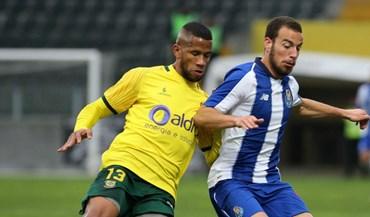Aziz fez os dois golos do jogo. Bruno Santos diz que a liderança reflete a  qualidade da equipa 1ac67fda5665b