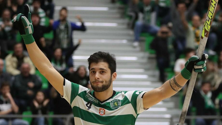 43f09577f37f5 Sporting triunfa em Oeiras - Hóquei em Patins - Jornal Record