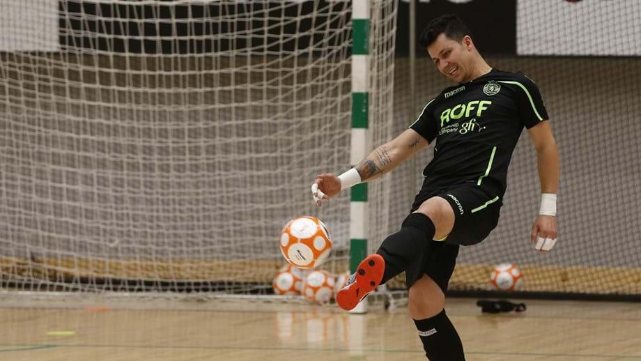 d67b242c0c Sportinguista Guitta entre os nomeados para melhor guarda-redes de futsal  do mundo