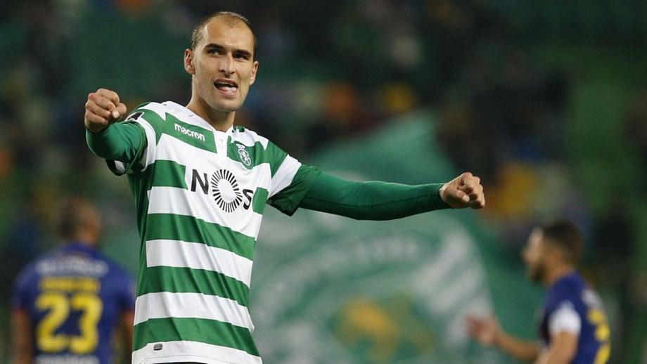 6b52607bd6 Bas Dost  «Para ficar na história do Sporting é preciso ganhar um ...