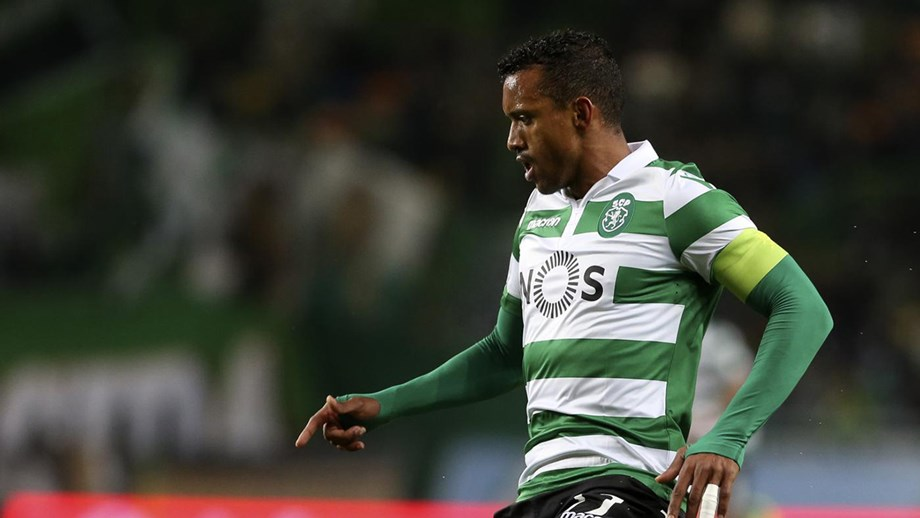 Nani ainda em dúvida para a visita a Guimarães - Sporting - Jornal ... a847cdbc75480