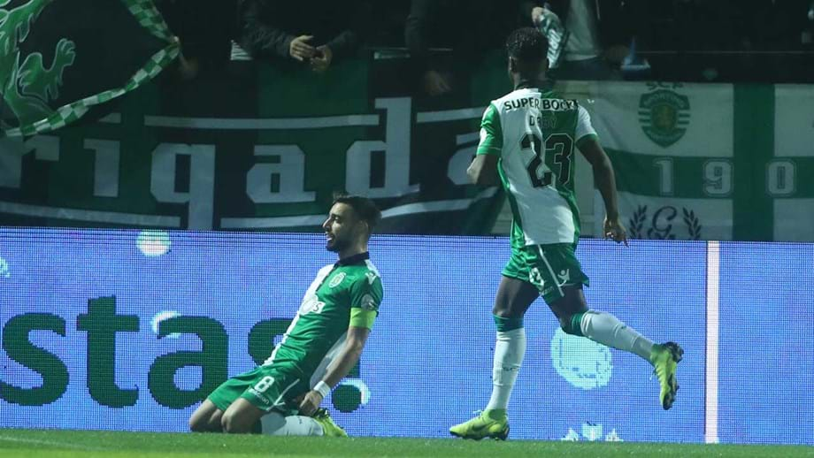 Sporting Feirense: Sporting Goleia Feirense E Vai Defrontar O Sp. Braga Na
