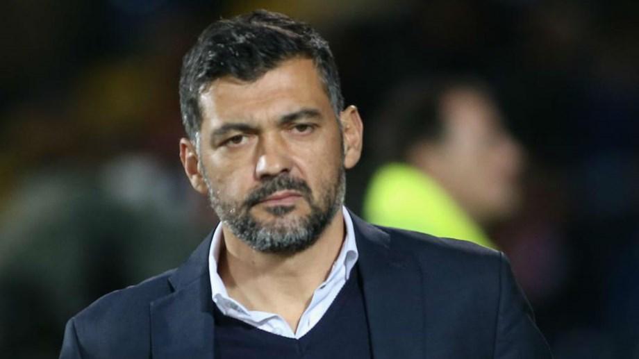 397b6241ab Sérgio Conceição deixa mensagem emocionada a Nuno Pinto - FC Porto ...