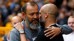 Manchester City-Wolverhampton: Guardiola contra Nuno